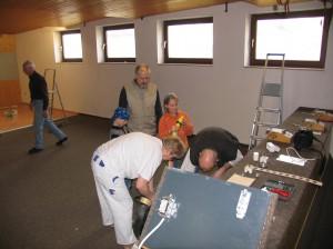 2009 Umbau Schießstand (23)