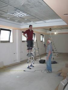 Umbau Schützenheim (2)