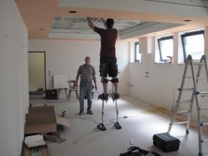 Umbau Schützenheim (3)
